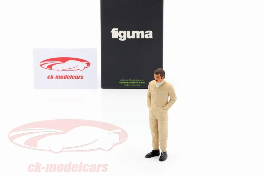 Jo Siffert Chauffør figur 1:18 FigurenManufaktur