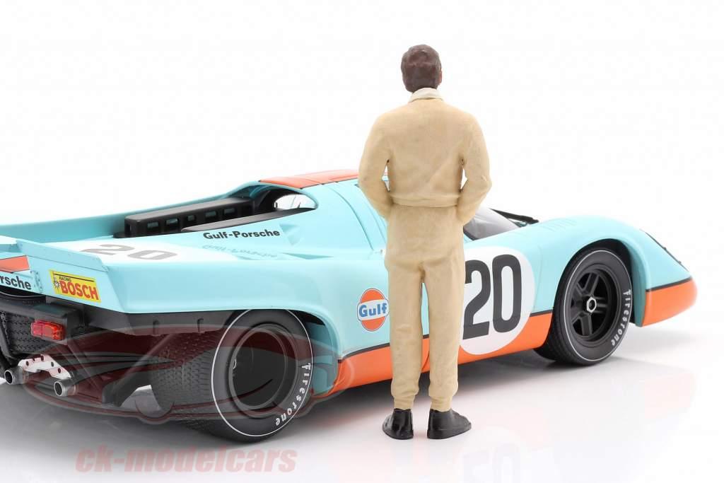 Jo Siffert Fahrerfigur 1:18 FigurenManufaktur