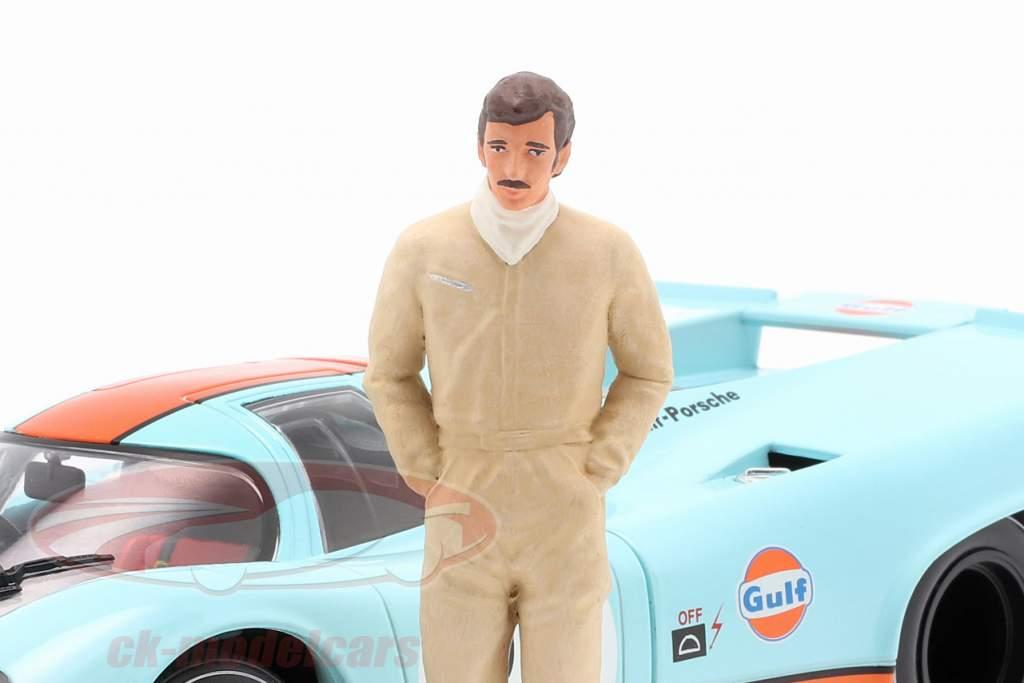 Jo Siffert Figura conducente 1:18 FigurenManufaktur