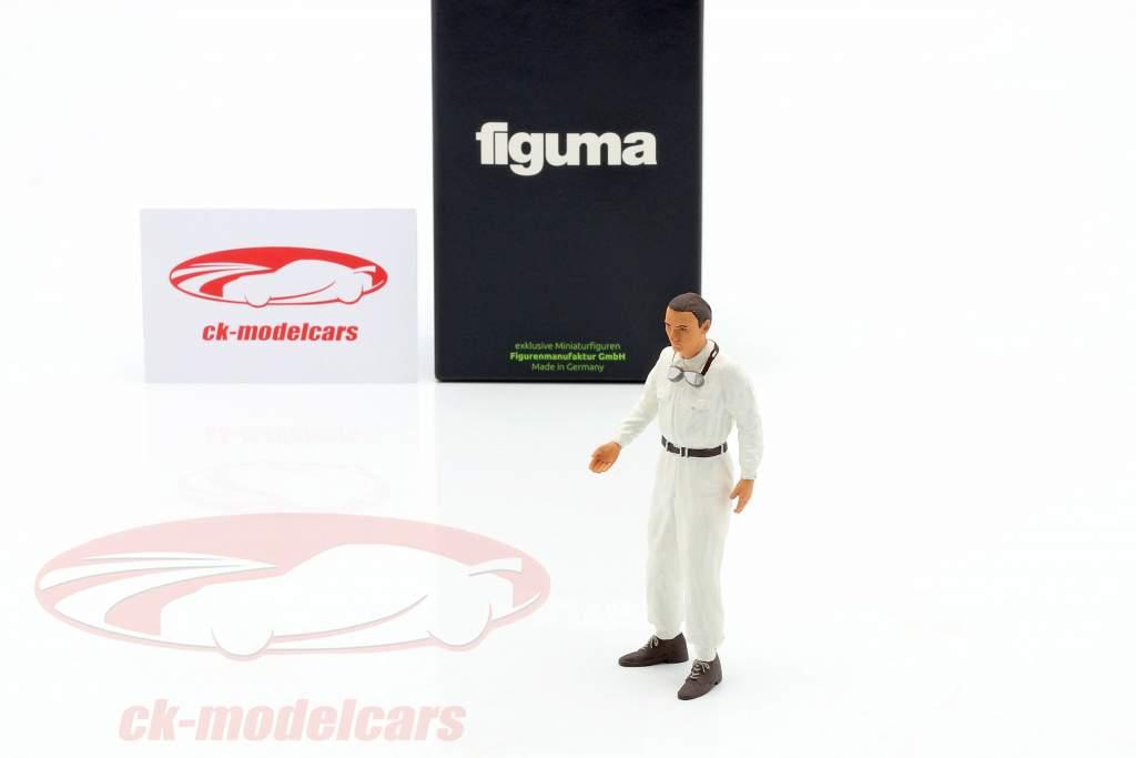 Hermann L bestuurder figuur 1:18 figuur Manufactory
