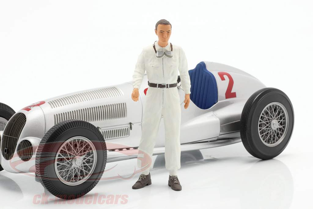 Hermann L Fahrerfigur 1:18 FigurenManufaktur