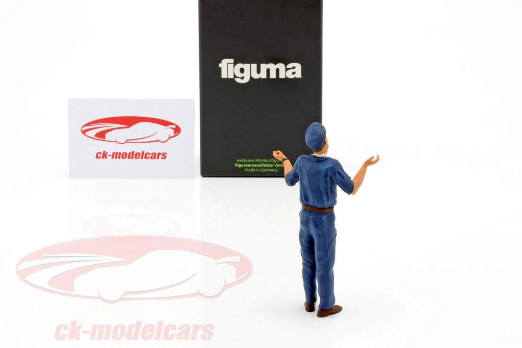 Figuur 1:18 attendant figuur Manufactory
