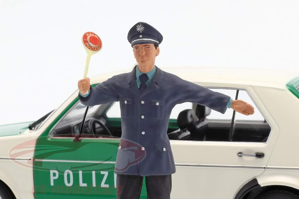 Politieagent Figuur 1:18 FigurenManufaktur