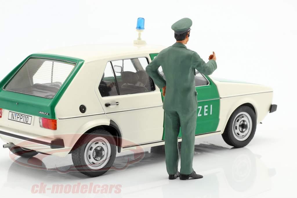 Volkspolizist Figura 1:18 FigurenManufaktur
