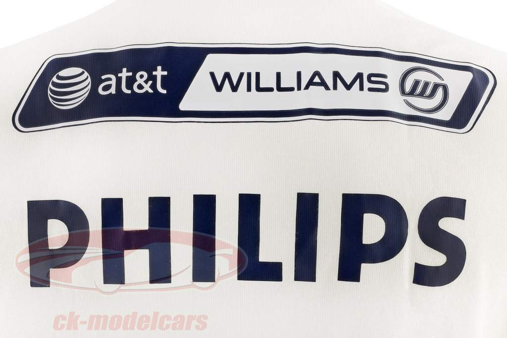 Véritable Formule 1 Course Nomex Shirt Kazuki Nakajima Williams F1 Team 2008