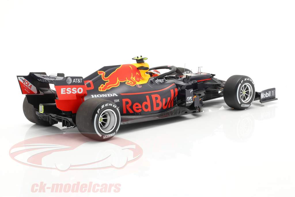 Pierry Gasly Red Bull Racing RB15 #10 Austrian GP F1 2019 1:18 Minichamps