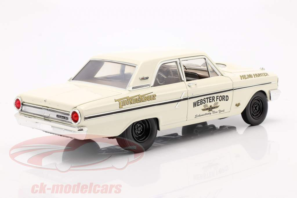 Ford Thunderbolt Hemi Hunter 1964 creme weiß / gold 1:18 GMP