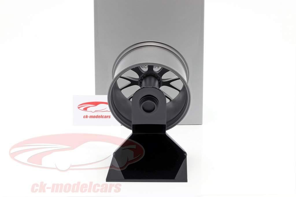 Porsche 911 GT3 RS 2020 Llanta de magnesio 21 inch satín platino 1:5 Minichamps