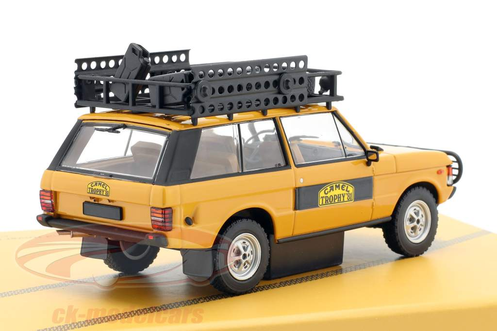 Land Rover Range Rover Camel Trophy Sumatra 1981 1:43 Almost Real