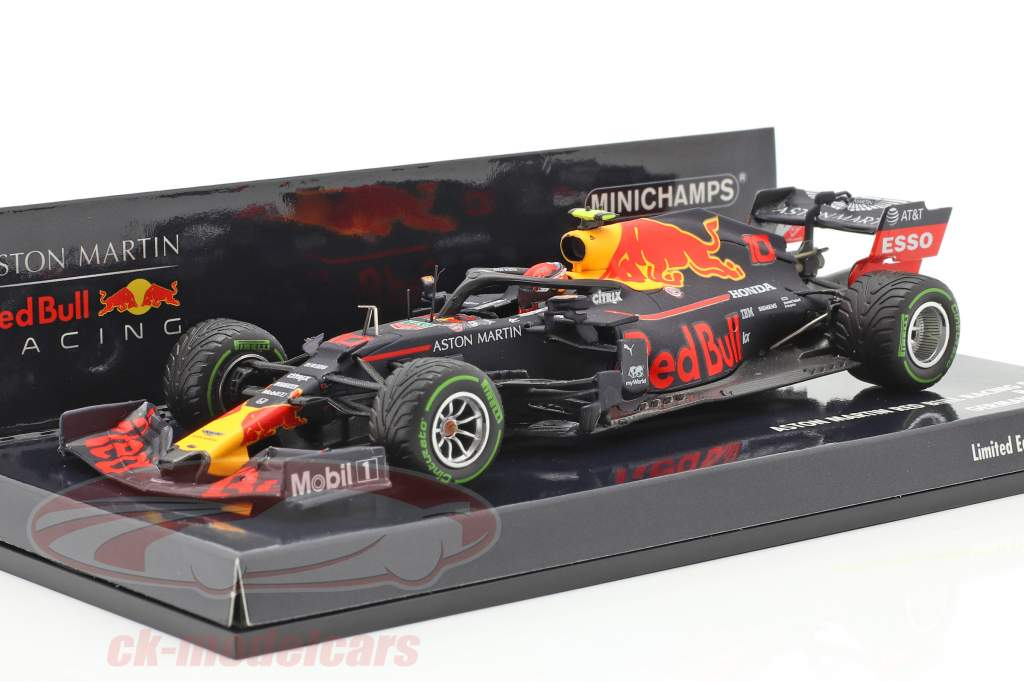 Pierre Gasly Red Bull Racing RB15 #10 Duitse GP F1 2019 1:43 Minichamps