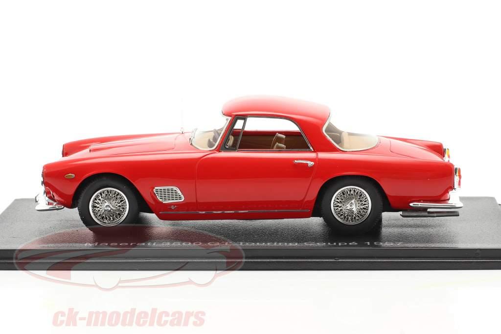 Maserati 3500 GT Touring Coupe Anno di costruzione 1957 rosso 1:43 Neo