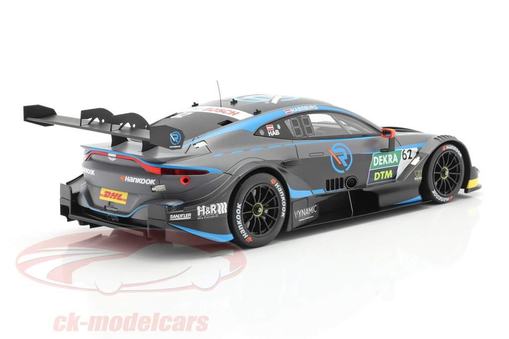 Aston Martin Vantage DTM #62 DTM 2019 Ferdinand von Habsburg 1:18 Spark