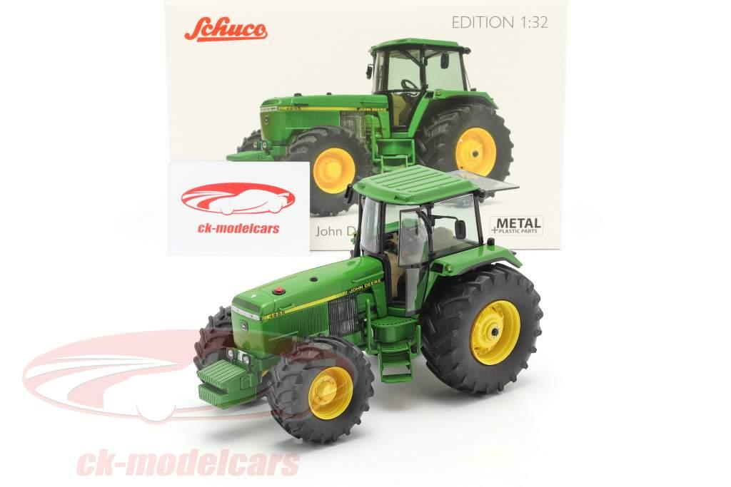 John Deere 4955 traktor Byggeår 1989-1992 grøn 1:32 Schuco