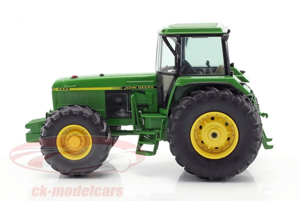 John Deere 4955 trattore Anno di costruzione 1989-1992 verde 1:32 Schuco