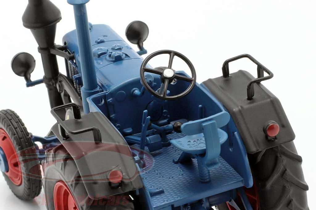 Lanz Bulldog Baujahr 1936-1955 blau 1:32 Schuco