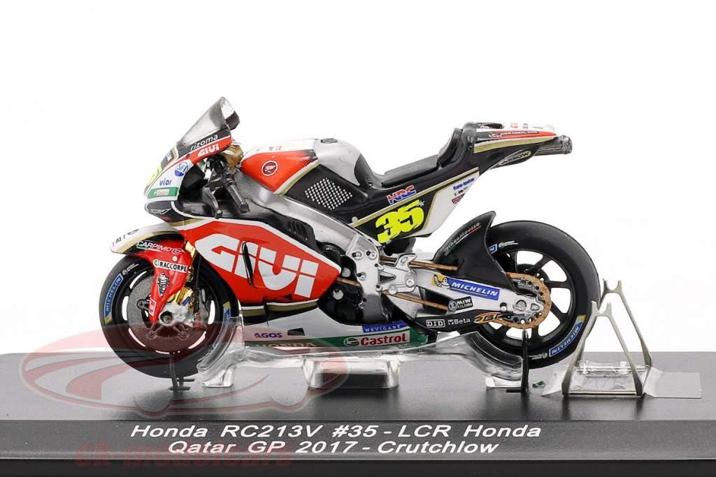 Cal Crutchlow Honda RC213V #35 MotoGP Qatar 2017 1:43 Spark