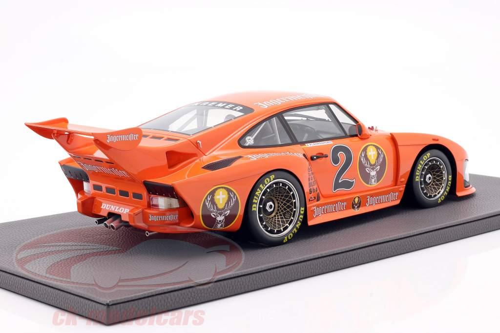 Porsche 935 K3 Jägermeister #2 DRM 1980 Axel Plankenhorn 1:12 TopMarques