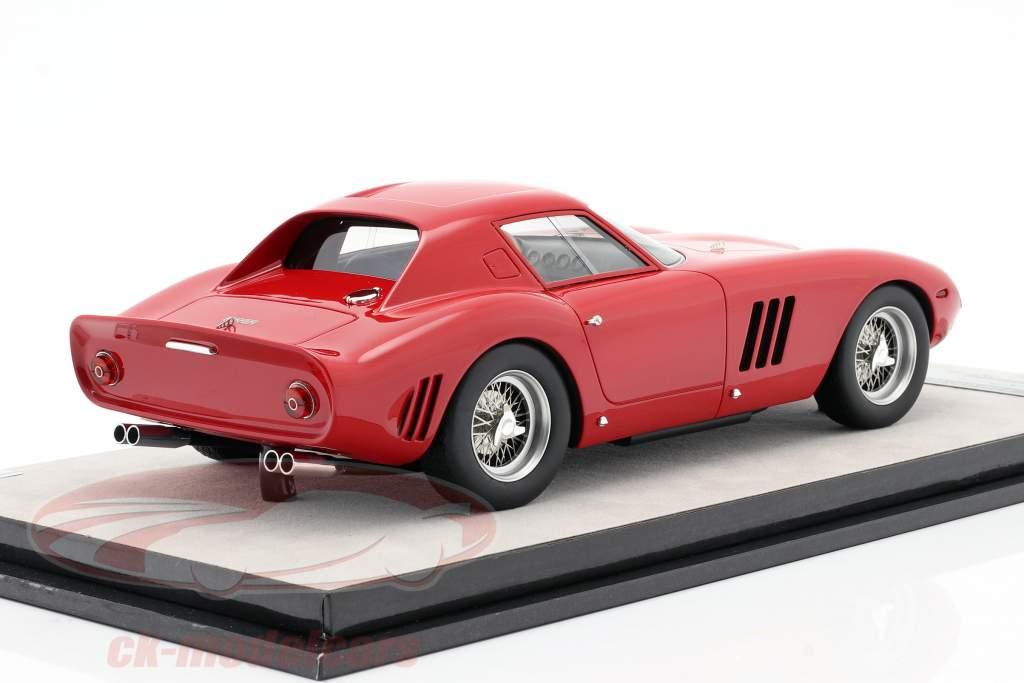 Ferrari 250 GTO 64 stampa versione 1964 corsa rosso 1:18 Tecnomodel