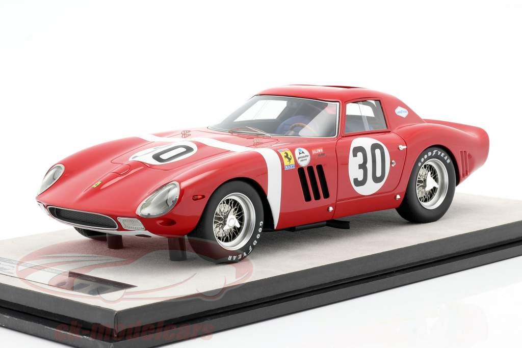 Ferrari 250 GTO 64 #30 Vincitore della classe 12h Sebring 1964 N.A.R.T. 1:18 Tecnomodel