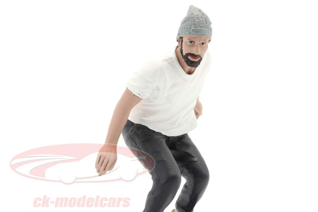 Skateboarder figura #2 1:18 American Diorama