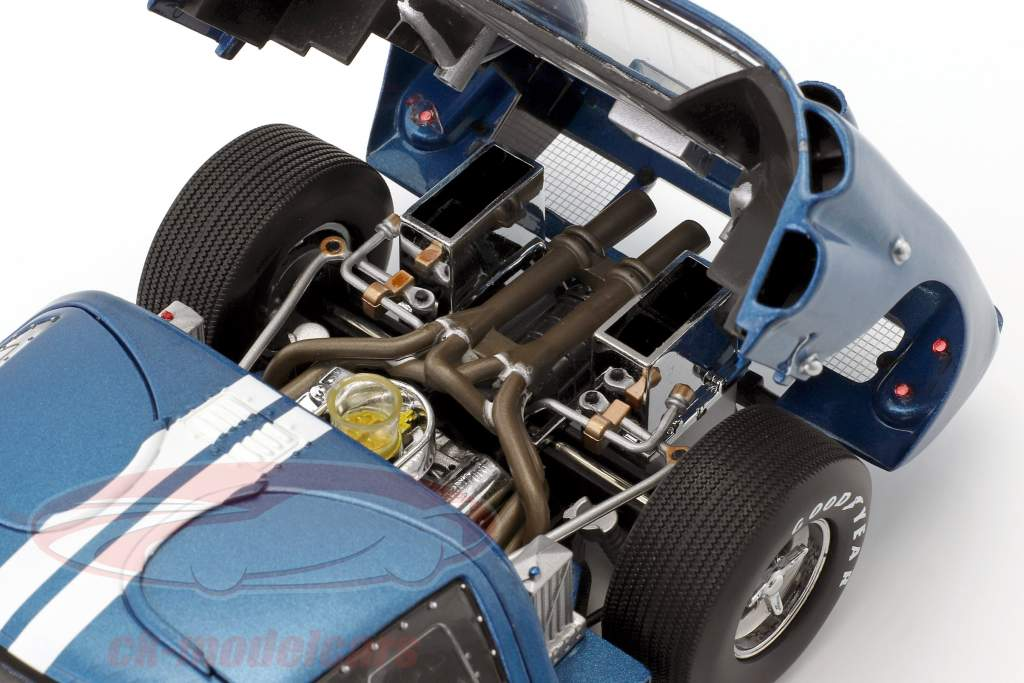 Ford GT40 MK II #2 12h Sebring 1966 Grant, Gurney 1:18 ShelbyCollectibles