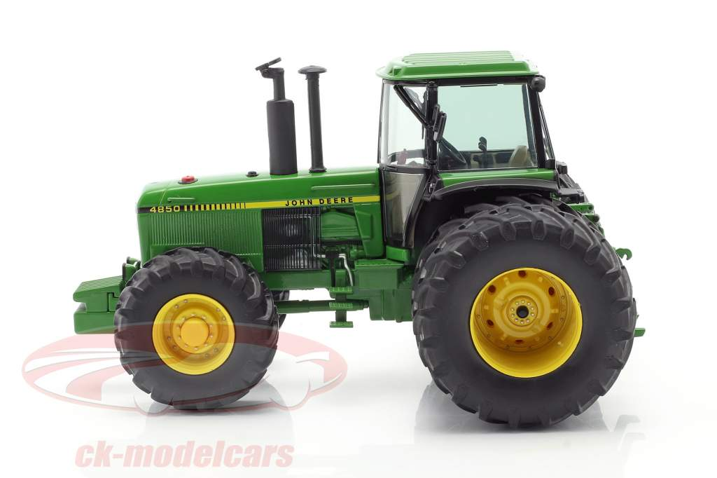 John Deere 4850 trattore Anno di costruzione 1983-1988 verde 1:32 Schuco