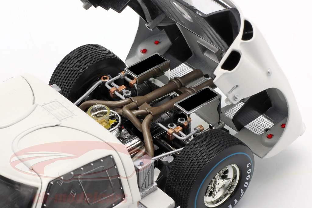 Ford GT40 MK II #98 Vinder 24h Daytona 1966 Miles, Ruby 1:18 ShelbyCollectibles