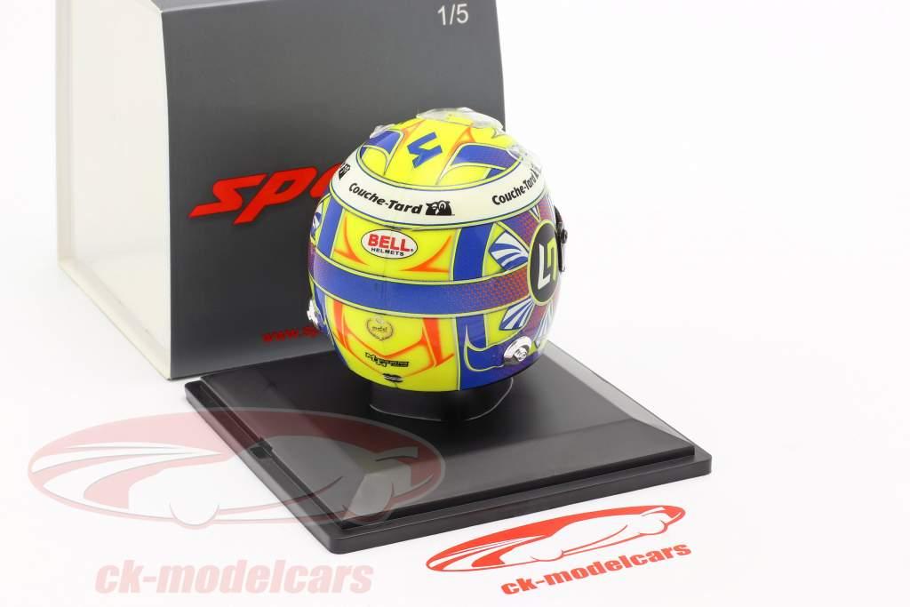 Lando Norris McLaren MCL34 #4 formule 1 2019 helm 1:5 Spark