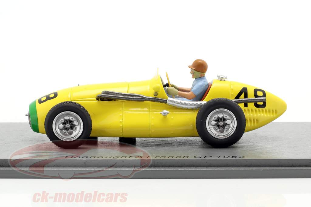 Johnny Claes Connaught A #48 Fankreich GP Formel 1 1953 1:43 Spark
