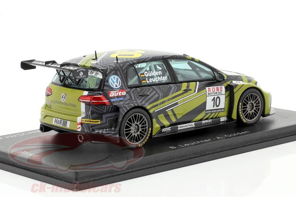 Volkswagen VW Golf GTI TCR #10 vencedora Classe TCR VLN4 2019 1:43 Spark