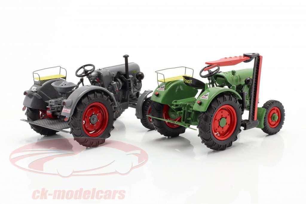 4-Car Set Légendes du tracteur 1:43 Schuco