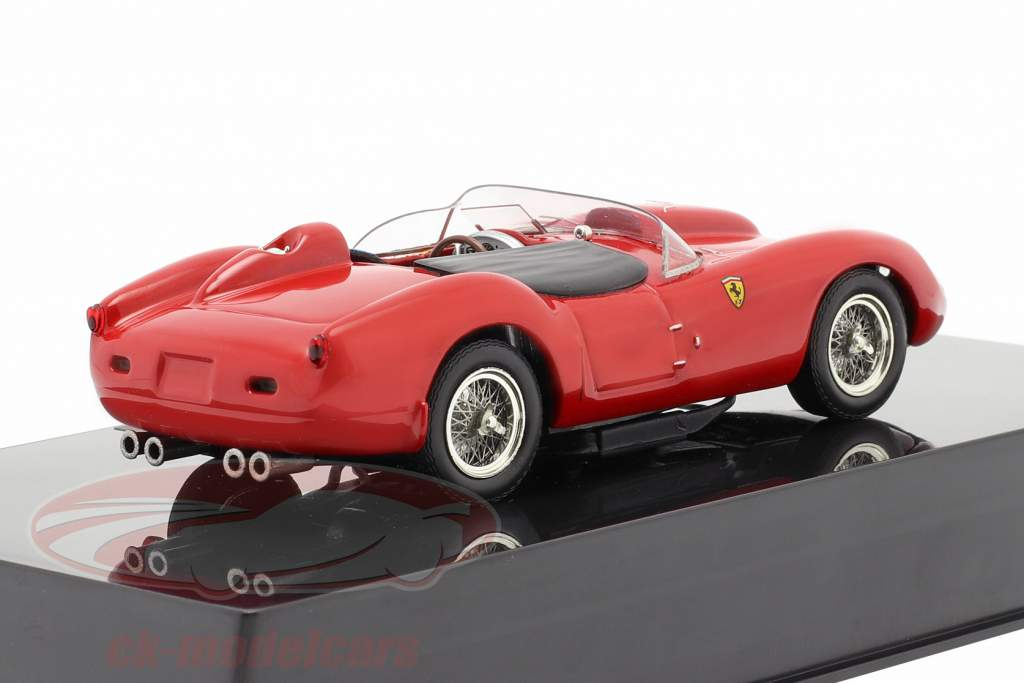 Ferrari 250 Testa Rossa Anno 1958 rosso / rosso 1:43 HW Elite