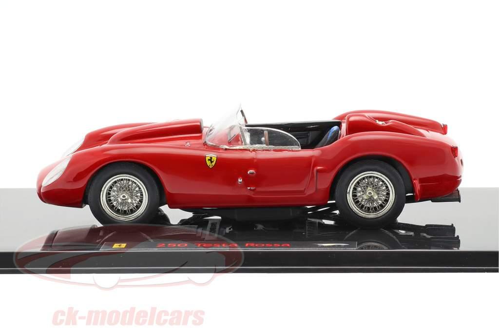 Ferrari 250 Testa Rossa siden 1958 rot / rød 1:43 HW Elite