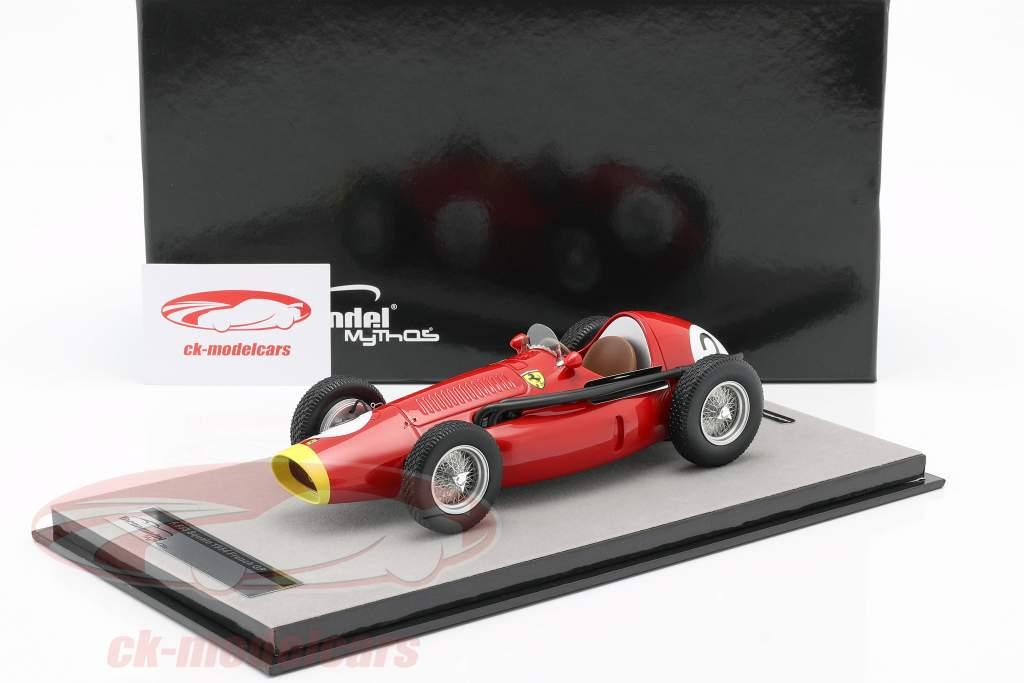 Jose Froilan Gonzalez Ferrari 553 Squalo #2 Frankrijk GP F1 1954 1:18 Tecnomodel