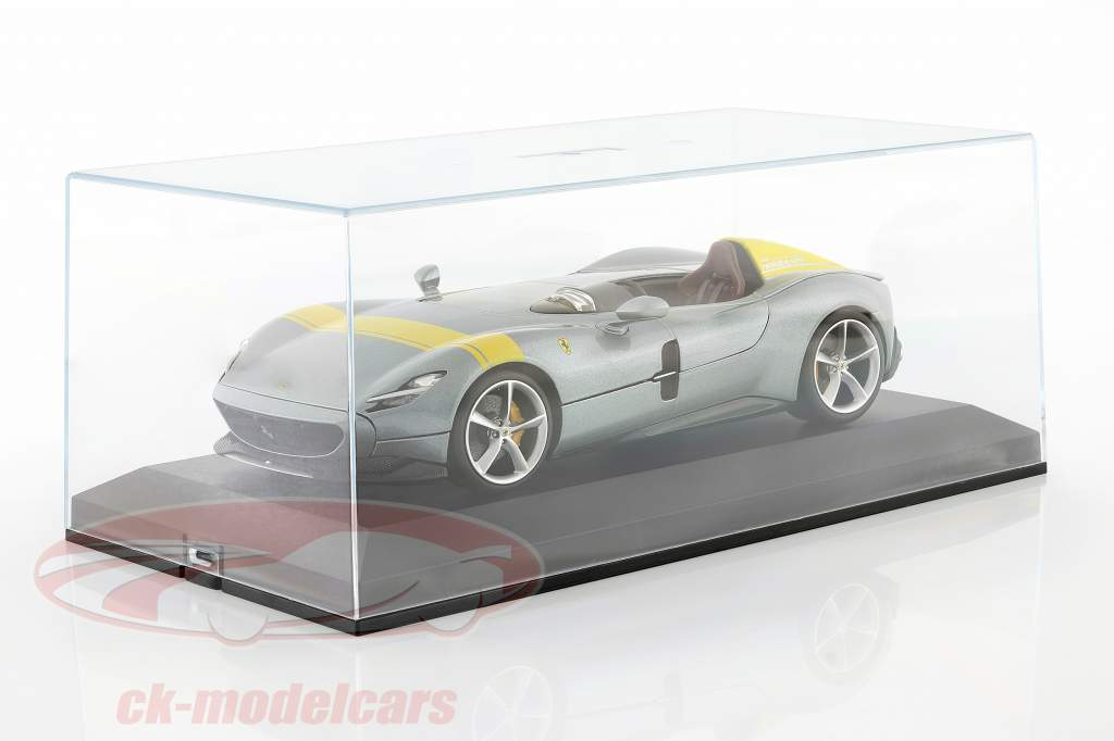 Exclusivo sola pantalla para los coches modelo 1:18