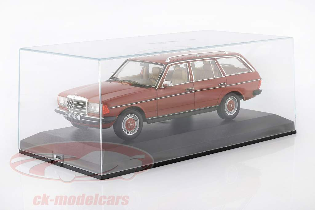 Exclusive Cars vetrina unica per automodelli 1:18