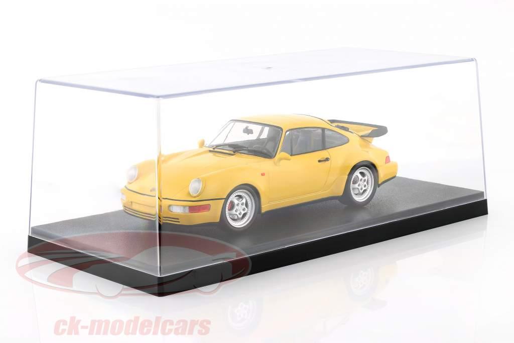 Triple9 Acryl Single Showcase voor Modelauto's in de Schaal 1:18