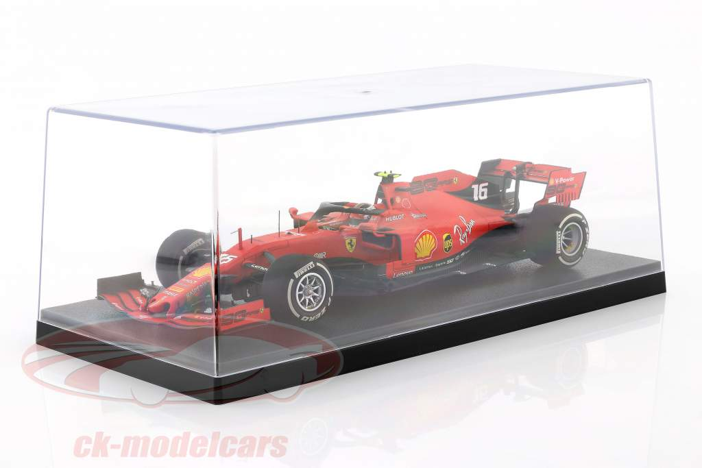 Triple9 Acrylic Single Showcase for Model cars in the Scale 1:18