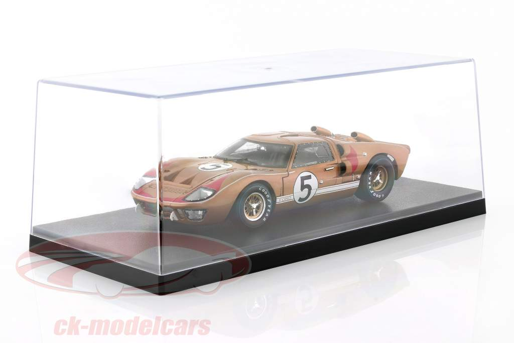 Triple9 Akryl Single Showcase for Model biler i Scale 1:18