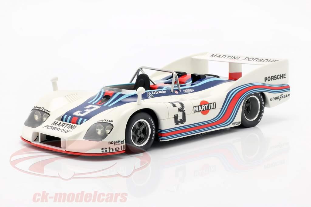 J. Ickx Porsche 935/76 #3 Vinder 1000km Monza 1976 Martini Racing 1:18 TrueScale