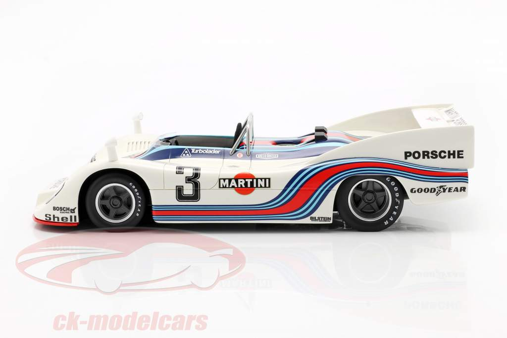 J. Ickx Porsche 935/76 #3 Winnaar 1000km Monza 1976 Martini Racing 1:18 TrueScale