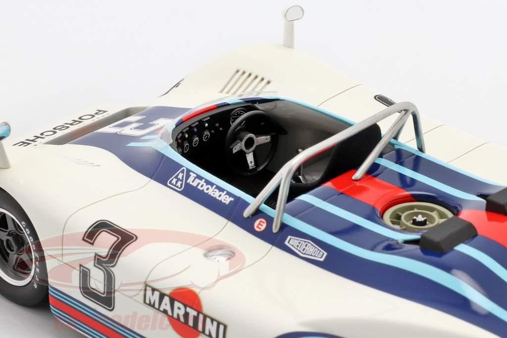 J. Ickx Porsche 935/76 #3 Gagnant 1000km Monza 1976 Martini Racing 1:18 TrueScale