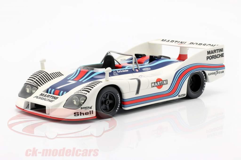 Porsche 936 #7 Winner Imola 500 km 1976 Ickx, Mass 1:18 TrueScale