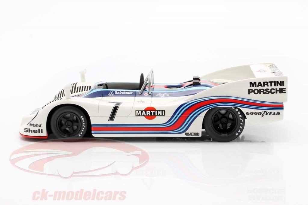 Porsche 936 #7 Vincitore Imola 500 km 1976 Ickx, Mass 1:18 TrueScale