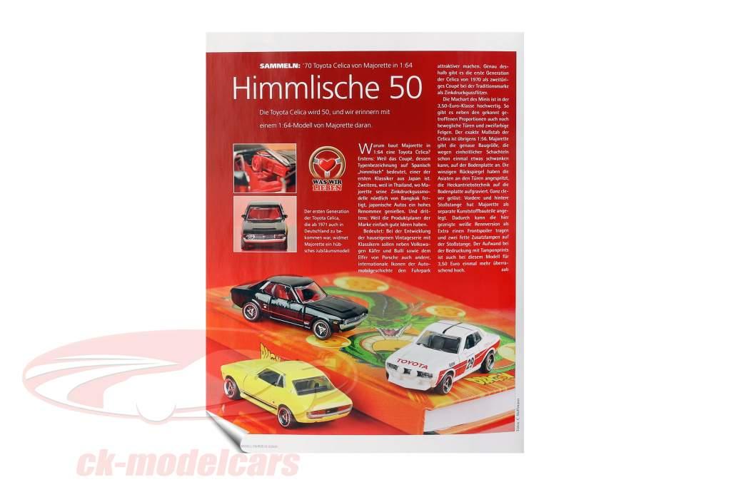 Modell Fahrzeug - magazine production septembre 05 / 2020