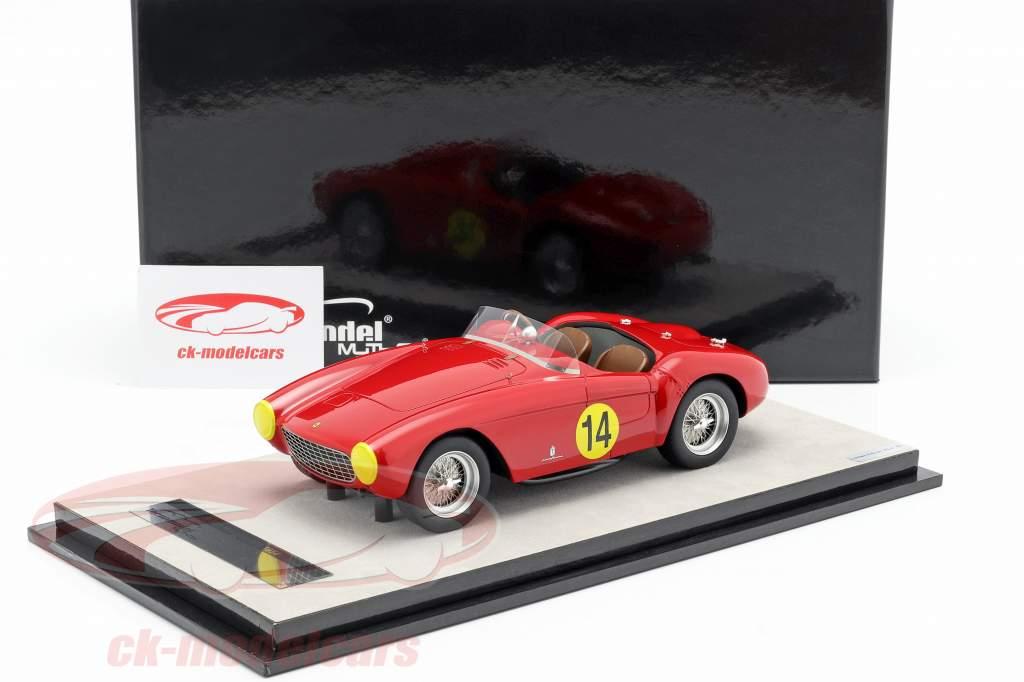 Ferrari 500 Mondial #14 Spa GP 1954 Roosdrop 1:18 Tecnomodel