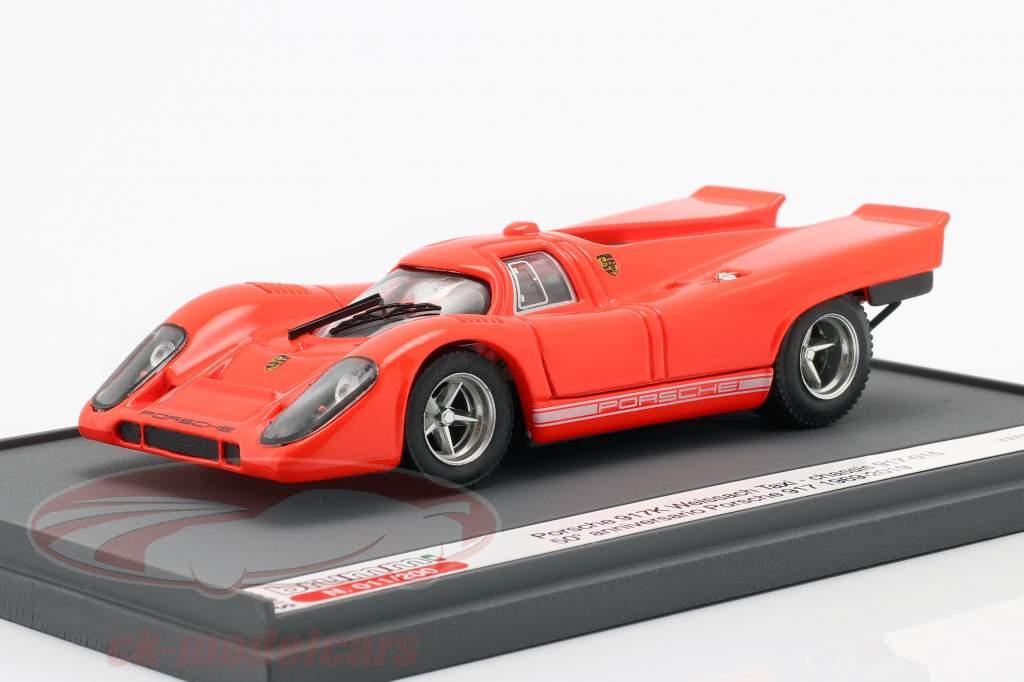 Porsche 917K Weissach Taxi 50e Anniversaire Porsche 917 1:43 Brumm