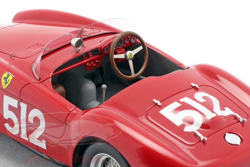 Ferrari 500 Mondial #512 Mille Miglia 1954 Sterzi, Rossi 1:18 Tecnomodel