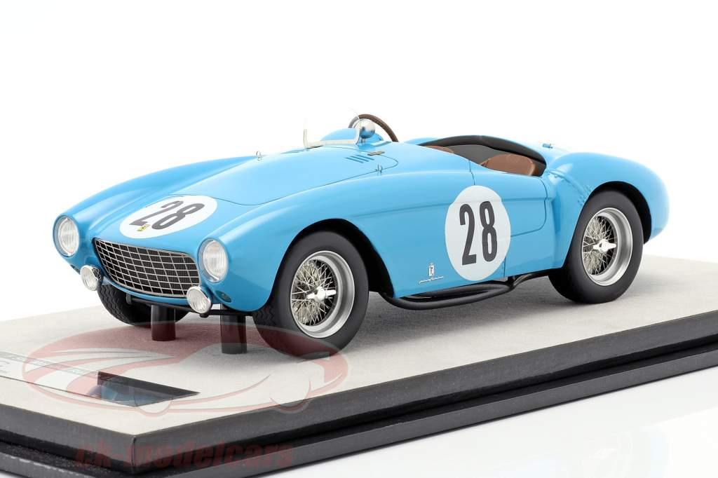 Ferrari 500 Mondial #28 Reims GP 1954 Ricard, Pozzi 1:18 Tecnomodel