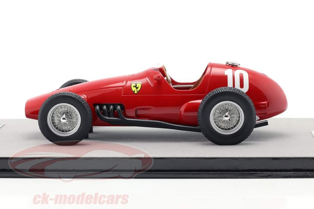 Maglioli, Farina, Trintignant Ferrari 625 F1 #10 3ro Argentina GP F1 1955 1:18 Tecnomodel